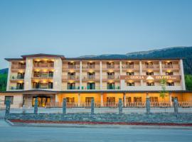 Gistola Hotel Mestia, отель в городе Местиа