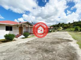 OYO 90284 Kampung Stay Kilimu, hotel near Mount Kota Kinabalu, Ranau