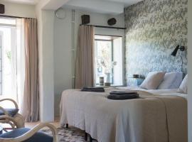 Gumbalde Resort, hotell i Stånga