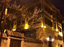 Paphlagonia Yoruk, hotel in Safranbolu