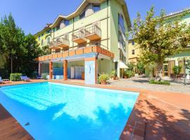Hotel Cappelli, hotel a Montecatini Terme