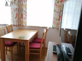 Appartement Alpenglück, Hotel in der Nähe von: Laerchberglift, Aich