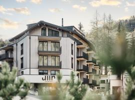 Ullrhaus, hotel in Sankt Anton am Arlberg