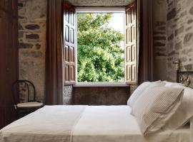 Sete Artes by Como en Casa, hotel in Santiago de Compostela