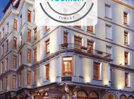 Best Western Empire Palace Hotel & Spa, hotel near Column of Constantine, Istanbul