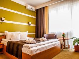 Hotel Class Hermannstadt, hotel in Sibiu