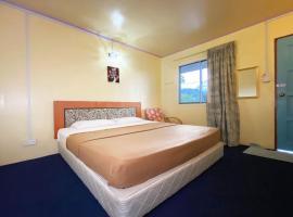 OYO 90285 Pogimpaan Homestay, hotel near Mount Kota Kinabalu, Ranau