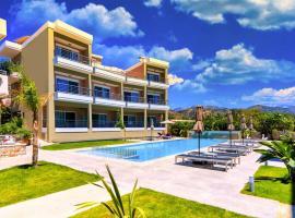 Apartments Paleochora - HER01104e-SYA, hotel with pools in Palaiochóra