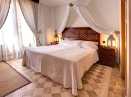 HOTEL BOUTIQUE REINA MORA, hotel near Los Carmenes Football Stadium, Granada