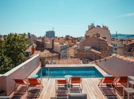Grand Hôtel Dauphiné, Boutique Hôtel & Suites, hôtel à Toulon