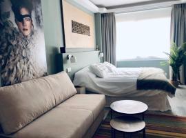 Recoletos Estudio en la mejor zona de Madrid, apart-hotel em Madri