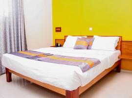 PREMIUM HOTEL DOUALA, hotel v destinaci Douala