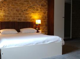 The Originals City, Hôtel Le Coeur d'Or, Sedan Est (Inter-Hotel)、Douzyのホテル