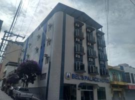 Bel's Palace Hotel, hotel perto de Estação de Ônibus, Aparecida