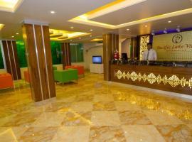 Pacific Lake View Hotel & Resort Ltd