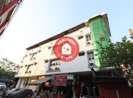 Vaccinated Staff - OYO 30290 Hotel Kanhaiya, hotel en Haridwar