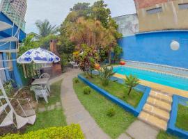 Rio Casa Hostel, pet-friendly hotel in Niterói