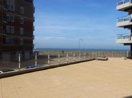 Apartment with sea view - on the southwest with garage - Egmond aan Zee, pet-friendly hotel in Egmond aan Zee