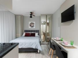 All You Need - AYN059, budget hotel in Curitiba