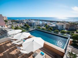 Hotel Port Toga, hotel in Bastia