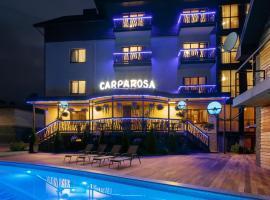 Carparosa Hotel, готель у Буковелі