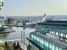 Media City Salford Quays, hotel in Manchester