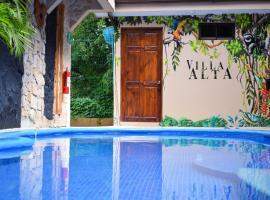 Apartotel VILLA ALTA TAMARINDO, apartment in Tamarindo