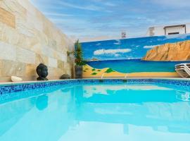 Apartamento Romantico Piscina privada, hotel near Jameos del  Agua Caves, Punta Mujeres