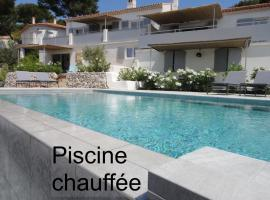 Home Cassis - Maison Mediterrannee - Piscine chauffée, holiday home in Cassis
