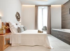 Palazzo San Lazzaro Rooms & Suites, hotel a Lecce