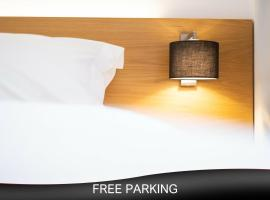 City Loft Hotel, self catering accommodation in Patra