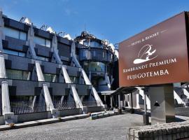 Rembrandt Premium Fuji Gotenba, hotel in Gotemba