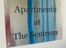 Apartments At The Sentrum, apartment in Kristiansund