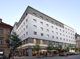 Best Western Premier Hotel Slon, hotel in Ljubljana