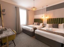 Comfotel GRN, hotel near Olympia Exhibition Centre, London