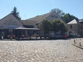Les Chevaliers des Balances, hotel near Saint-Rémy-lès-Chevreuse RER Station, Saint-Aubin
