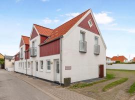 Løkken centrum ferielejlighed-apartment, apartment in Løkken