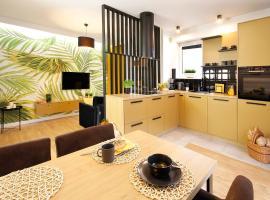 W&K Apartments - Gold Suite, apartment in Koszalin