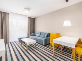 Rent like home - Bel Mare 105D, hotel with jacuzzis in Międzyzdroje