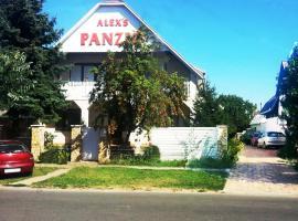 Alex's Apartman & Panzió, panzió Hajdúszoboszlón