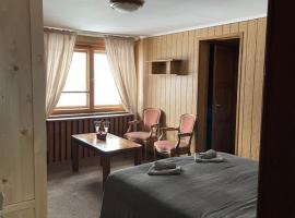 Pokój Dwuosobowy Deluxe, apartment in Poronin