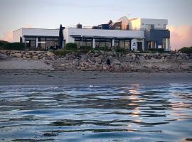 Les Mouettes, hôtel à Larmor-Plage près de: Centre Mutualiste de Kerpape