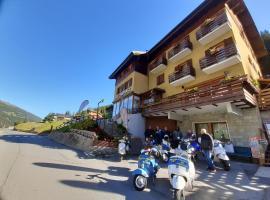 Confinale, hotel poblíž významného místa Golf Club Bormio, Santa Caterina Valfurva