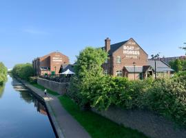 Boat & Horses Inn, hotel near Manchester Central Library, Oldham