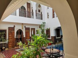 Riad Charme d'Orient Adults Only, hotel near Saadian Tombs, Marrakesh