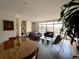 Apartamento panorâmico na Lagoa:coração da Zona Sul do RJ, hotel in Rio de Janeiro