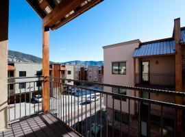 Crimson Cliffs - Unit 55, holiday home in Durango