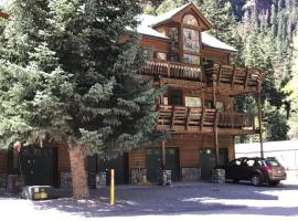 1494OAK - Cliff Top Condo, budget hotel in Ouray