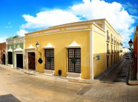 Hotel Francis Drake by Prima Collection, hotel en Campeche