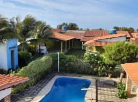 Pousada Recanto Atalaia, guest house in Luis Correia